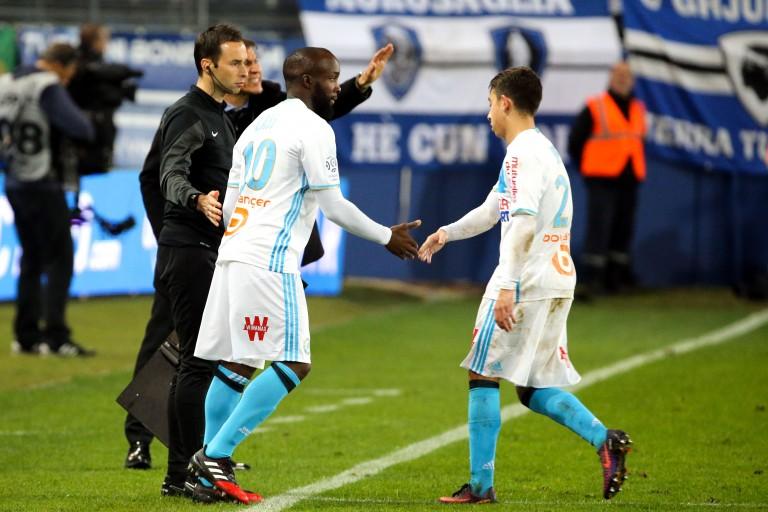 Lopez remercie Mandanda et Mitroglou pour la victoire de l'OM face au Toulouse FC