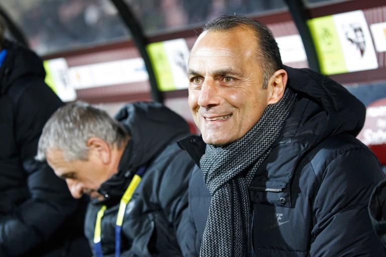 Michel Der Zakarian vise les 10 premières places de Ligue 1