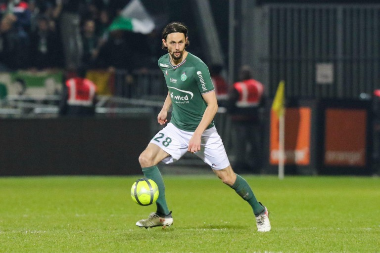 Neven Subotic, défenseur central de l'ASSE