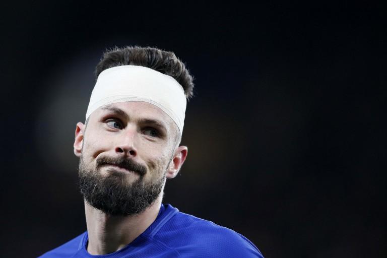 Olivier Giroud en veut plus à Chelsea