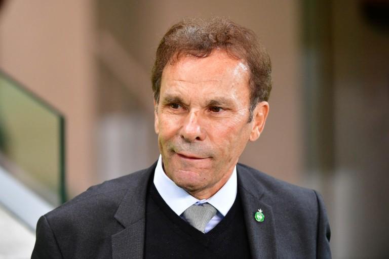 Roland Romeyer, président du Directoire de l' ASSE.