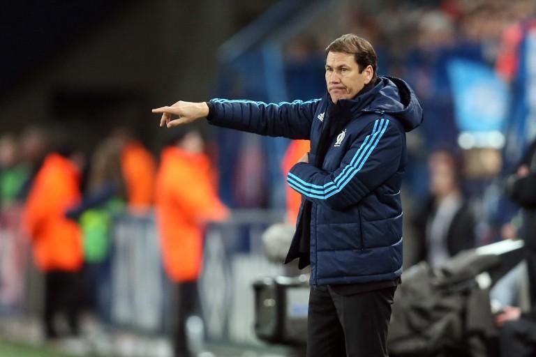 Rudi Garcia compte sur Mitroglou et Germain pour marquer des quantités de buts