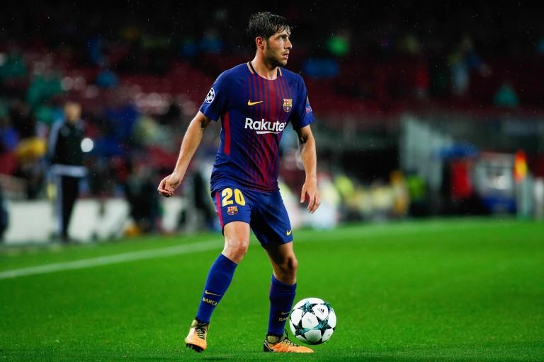 Sergi Roberto veut s'inscrire éternellement au FC Barcelone