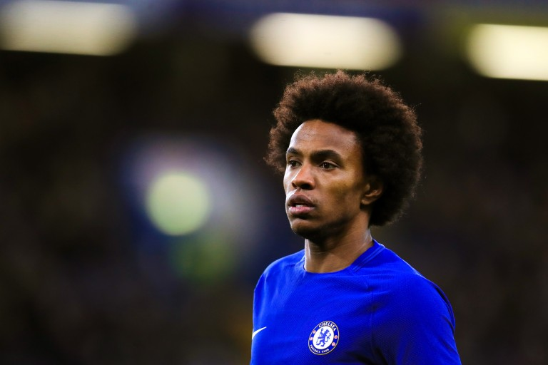 Willian en discussions avec Liverpool