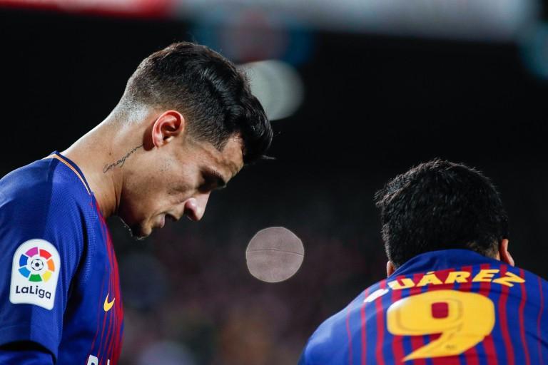 Philippe Coutinho décidé à s'en aller du Barça