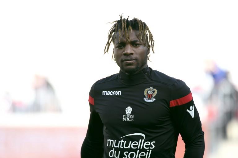 Allan Saint-Maximin pourrait quitter l'OGC Nice.