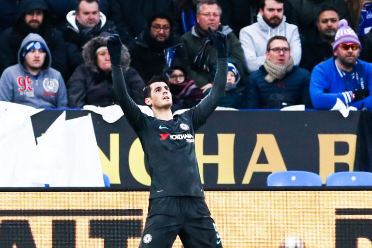 Alvaro Morata de retour à Madrid.