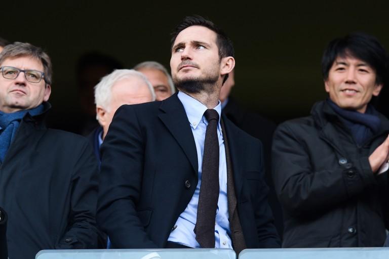 Franck Lampard est de retour à Chelsea.