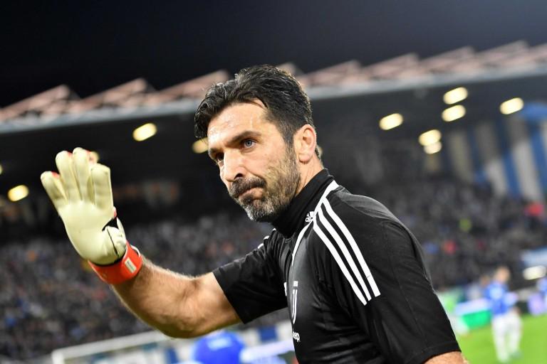 La Juve anticipe le départ de Gianluigi Buffon