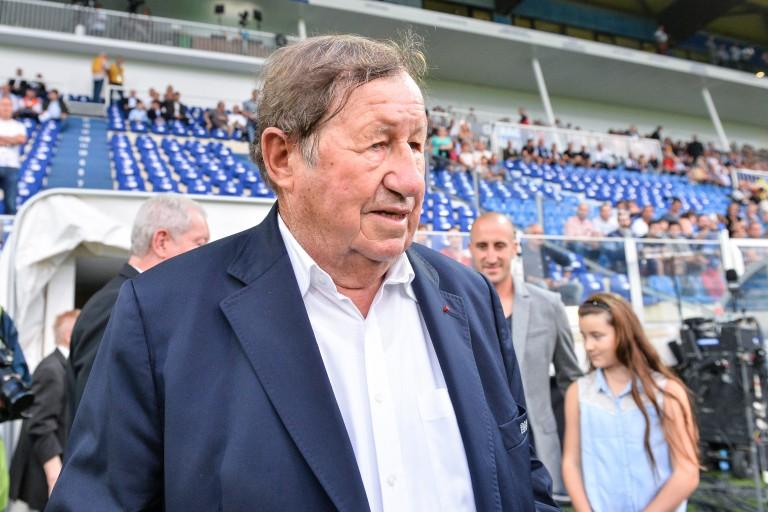 Guy Roux, ancien coach de l'AJ Auxerre