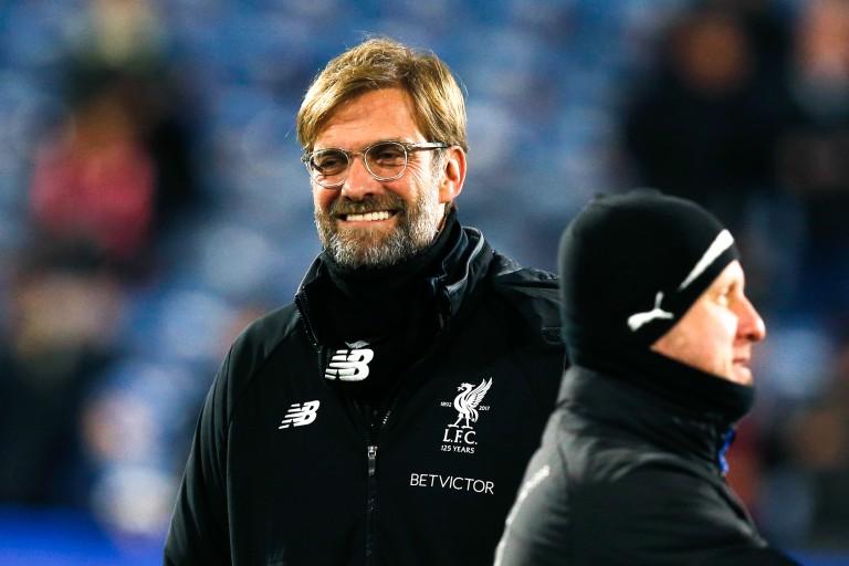 Jürgen Klopp entraîneur de Liverpool