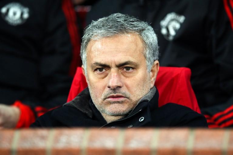 José Mourinho est encore l'entraineur de Manchester United.