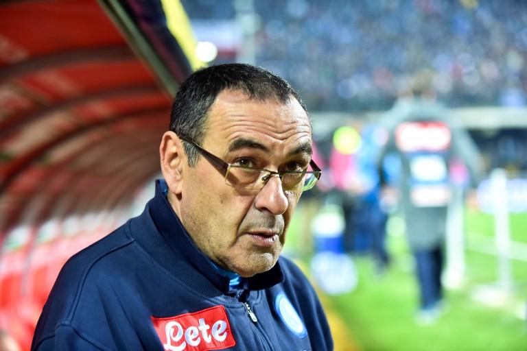 Insigne souhaite bonne chance à Maurizio Sarri