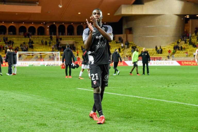 Moussa Niakhaté, défenseur central du FC Metz.