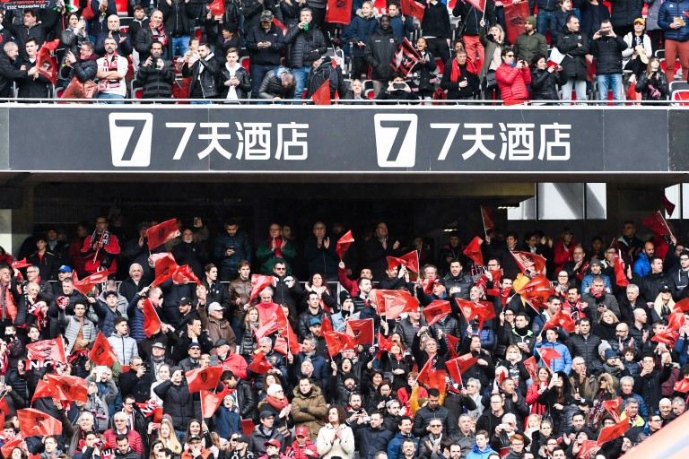 Ligue 1: Lyon résiste à Nice dans la douleur