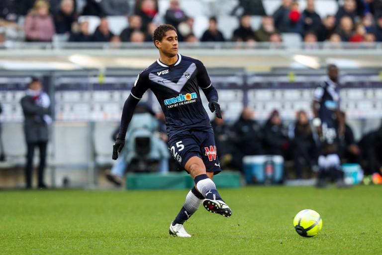 Pablo Castro de retour avec les Girondins de Bordeaux