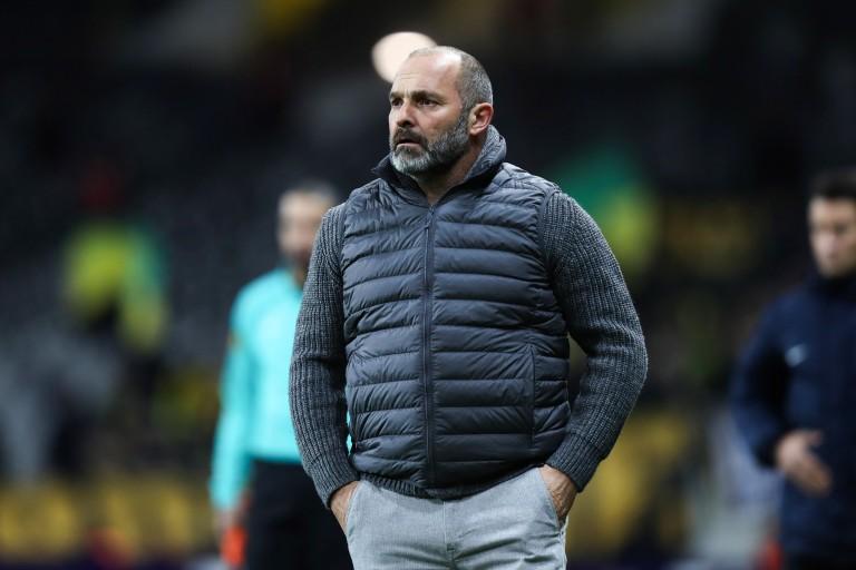 Pascal Dupraz entraîneur du SM Caen