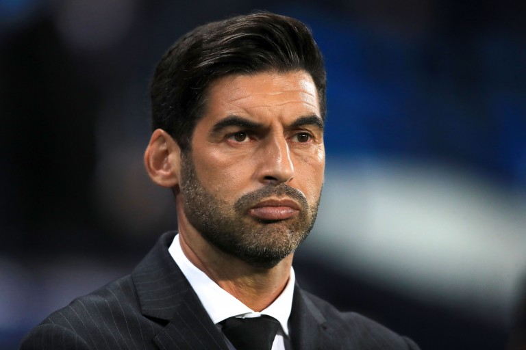 Paulo Fonseca futur entraîneur de Lyon ?