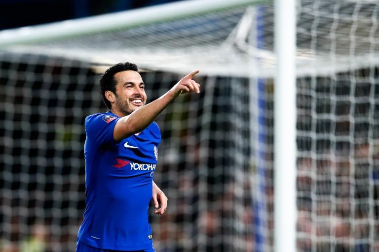 L'aventure de Pedro à Chelsea touche à sa fin