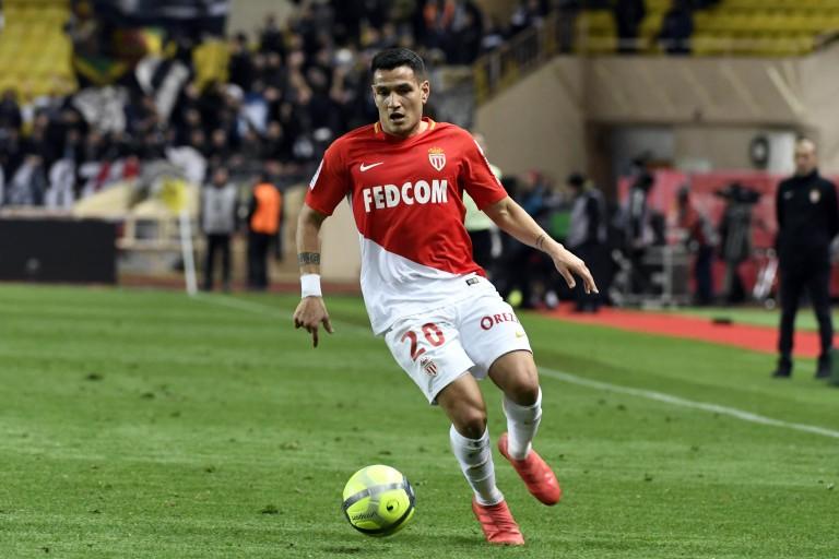 Rony Lopes, ailier de l'AS Monaco