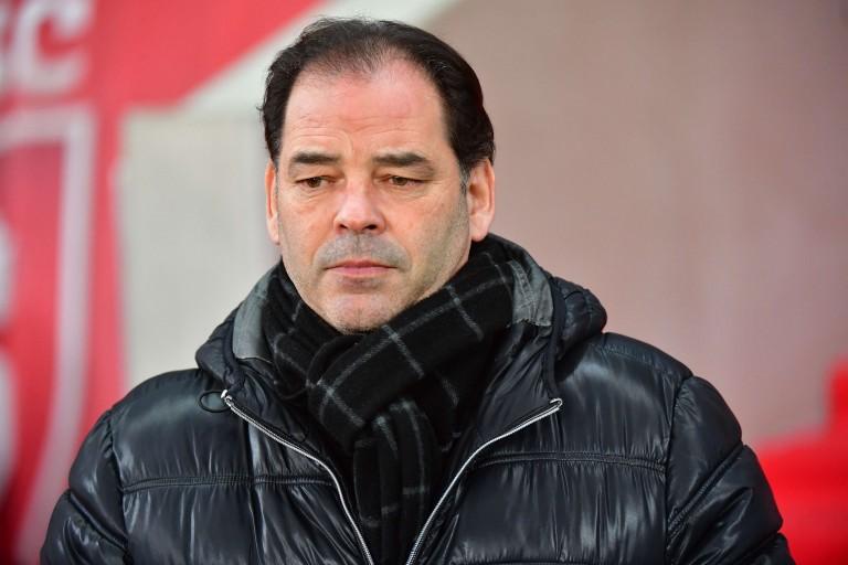 Stéphane Moulin croit que le SCO Angers devait battre l'OM