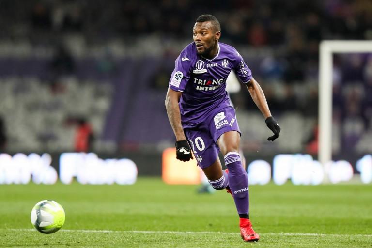 Steeve Yago, défenseur central du Toulouse FC, prêté au Havre AC pour le reste de la saison.