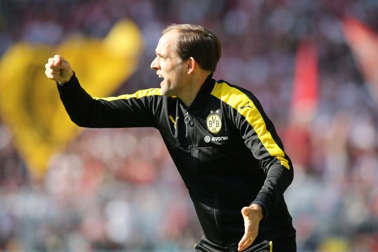 Thomas Tuchel, ancien entraîneur du Borussia Dortmund.