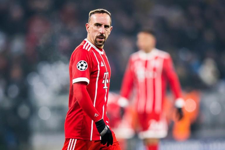 Franck Ribéry vit sans doute ses derniers mois sous les couleurs du Bayern