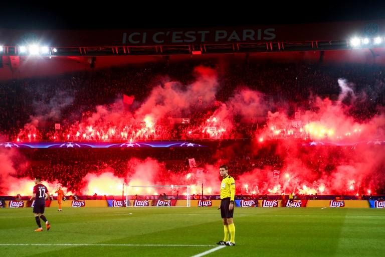 Le PSG a été sanctionné par l'UEFA pour le comportement de ses supporters à Bruges.