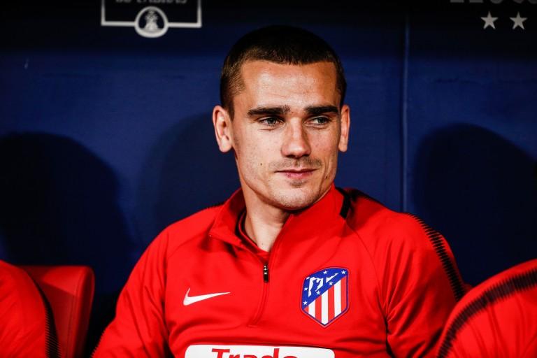 Antoine Griezmann a annoncé son départ de l'Atlético Madrid pour cet été.