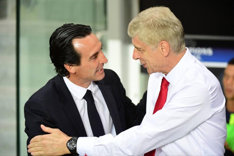 Unai Emery succède à Arsène Wenger sur le banc d'Arsenal FC.