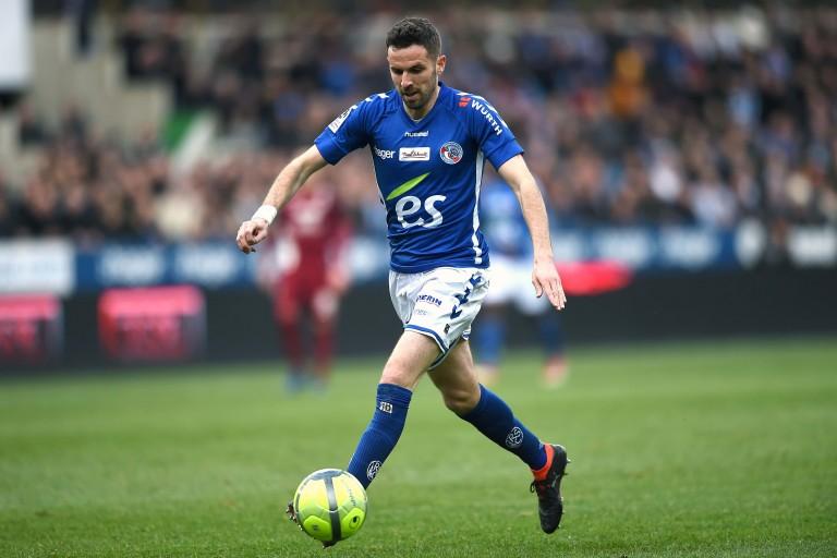 Benjamin Corgnet va quitter le Racing Club de Strasbourg cet été