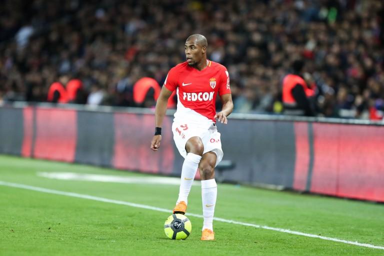 Djibril Sidibé, défenseur de l'AS Monaco.
