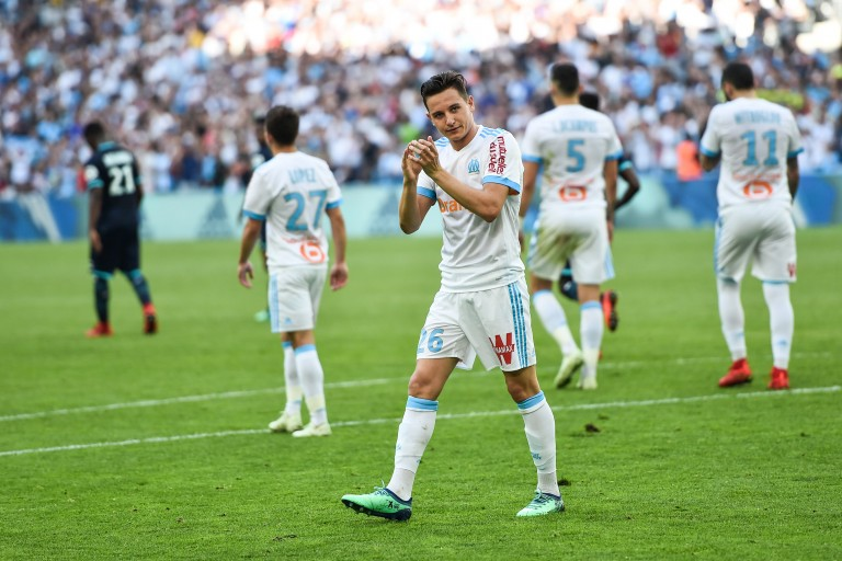 Florian Thauvin manquera la réception de Bordeaux
