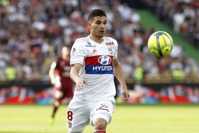 Houssem Aouar réalise un début de saison insipide avec l' OL