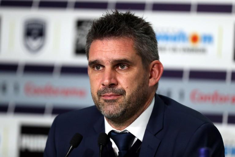 Jocelyn Gourvennec nommé  coach de l'EA Guingamp