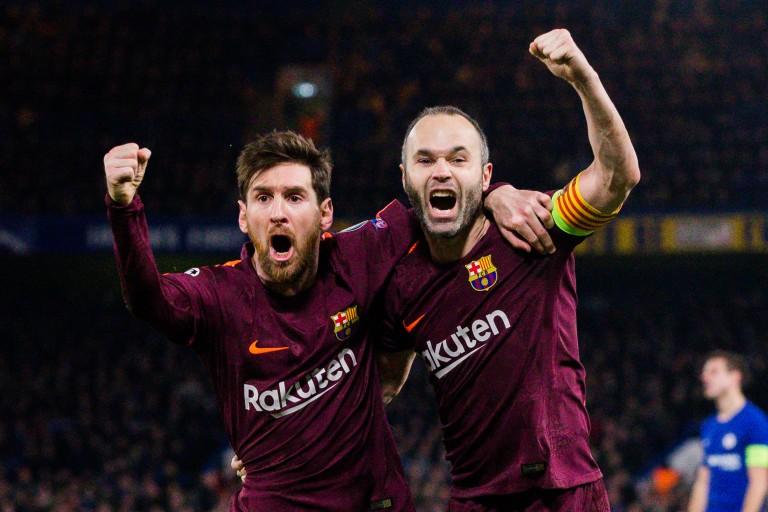 Lionel Messi ne veut jouer qu'au Barça en Europe.