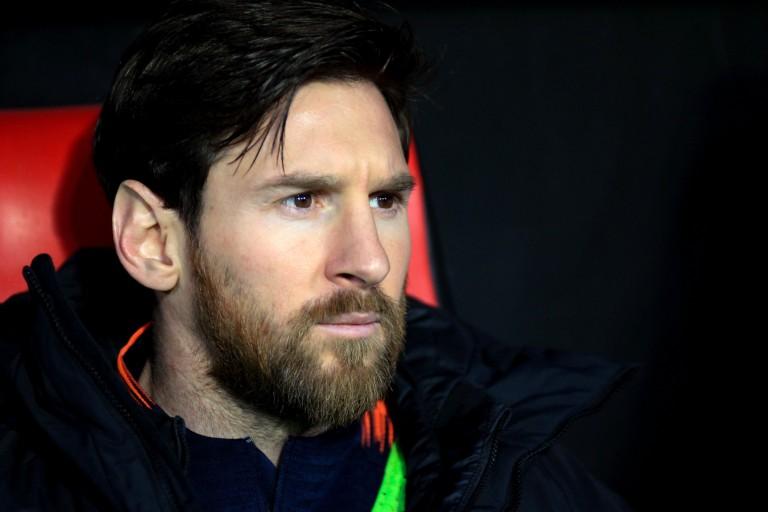 Lionel Messi peut quitter le Barça.