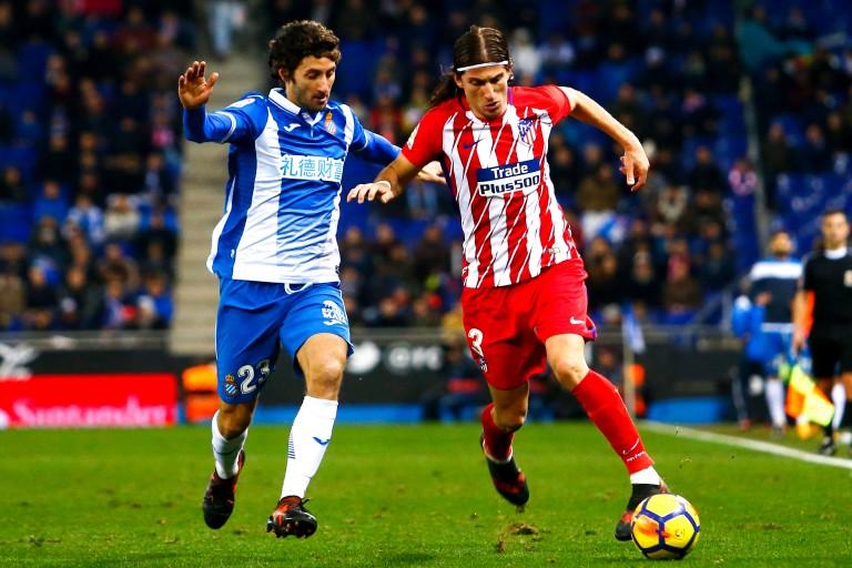 Filipe Luis, latéral gauche de l'Atletico Madrid