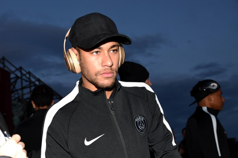 Neymar a quitté le FC Barcelone l'été dernier pour rejoindre le PSG.
