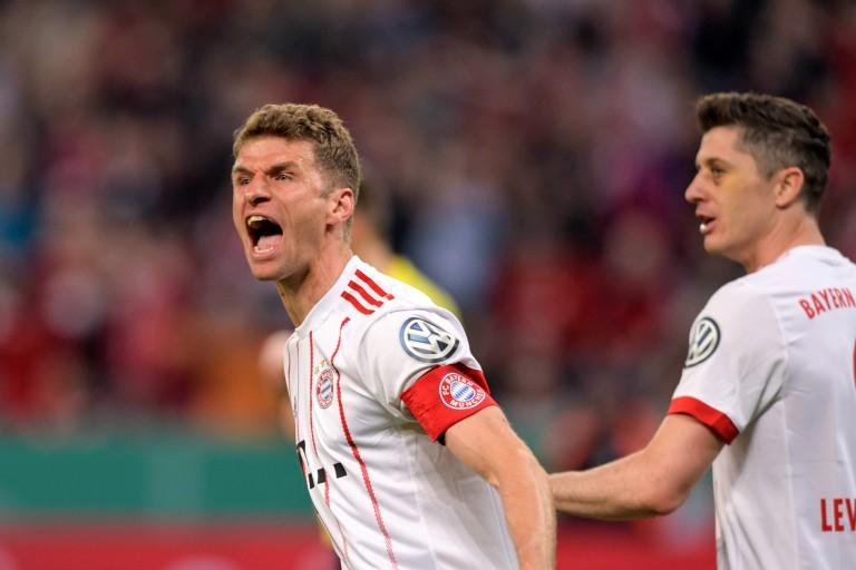 Müller veut une mentalité de tueur du Bayern Munich.