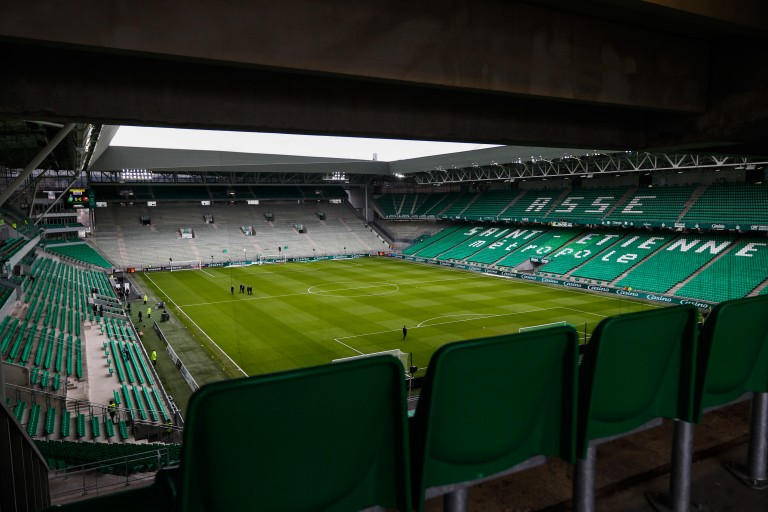 La Ville de Saint-Étienne et l'enceinte de l' ASSE souhaitent abriter la finale de la Ligue Europa.