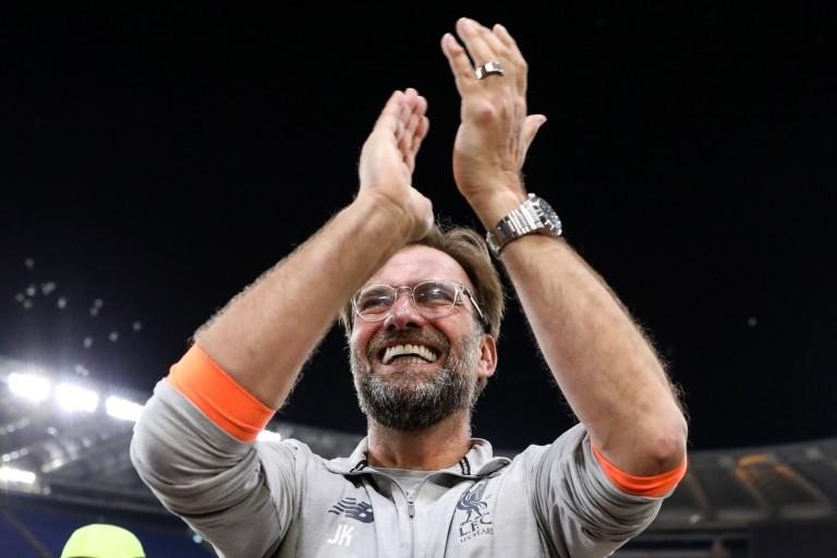 Jürgen Klopp, entraîneur de Liverpool.