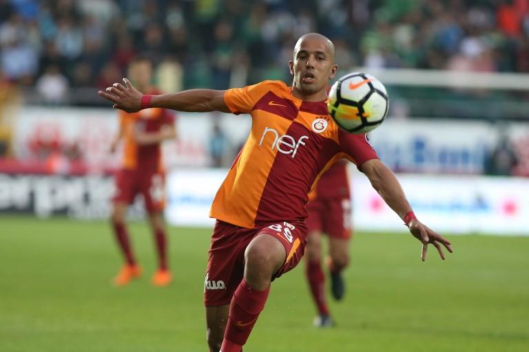 Sofiane Feghouli ne devrait pas évoluer avec le Stade Rennais la saison prochaine