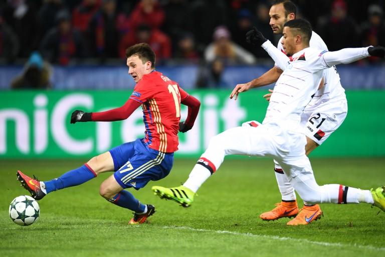 Alexander Golovin, milieu de terrain du CSKA Moscou visé par Monaco.