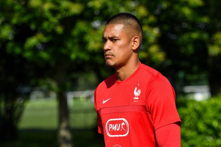Alphonse Areola, gardien de but français du PSG.