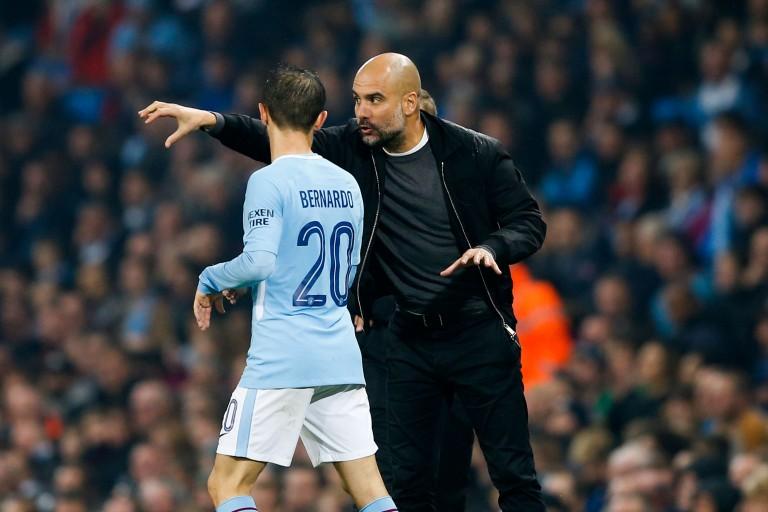 Bernardo Silva, milieu offensif de   Manchester City.