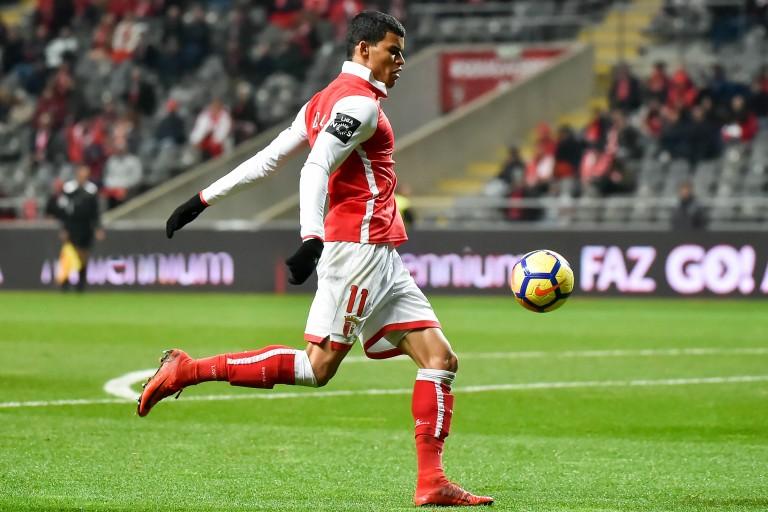 Danilo Barbosa a quitté le Sporting Braga pour s'engager avec l'OGC Nice.