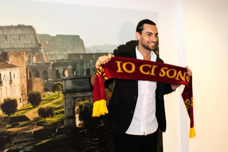 Javier Pastore a quitté le PSG pour l'AS Rome.