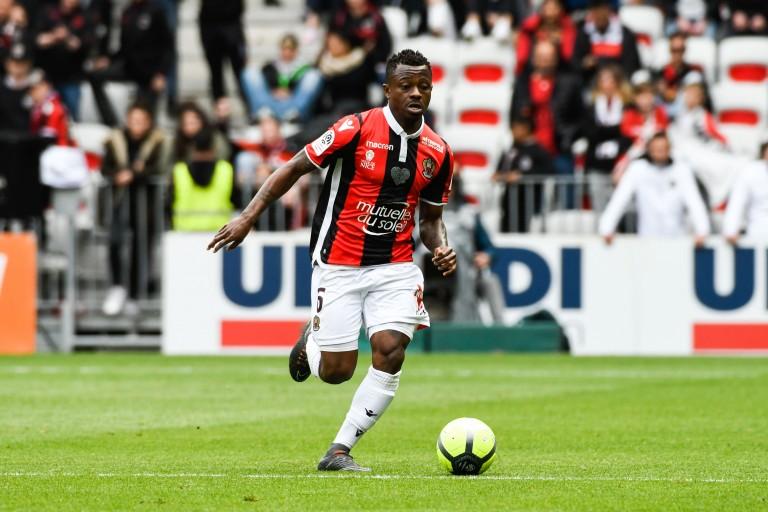 Jean-Michaël Seri, milieu de terrain ivoirien de l'OGC Nice.